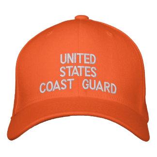 UNITED STATES COAST GUARD CAP EMBROIDERED CAP