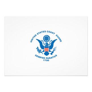 United States Coast Guard Invitations