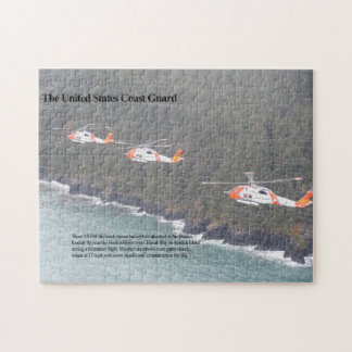 United States Coast Guard January Puzzle