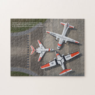 United States Coast Guard March Puzzle