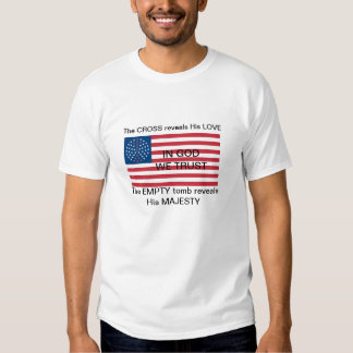 UNITED STATES & COMMONWEALTHS TEE SHIRTS