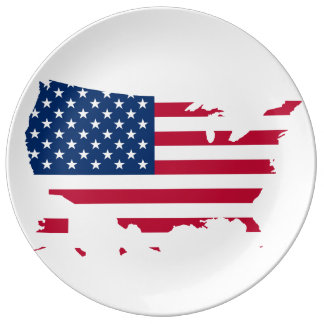 United States country Plate