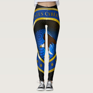 United States Cyber Command 2010 - 2011 Leggings