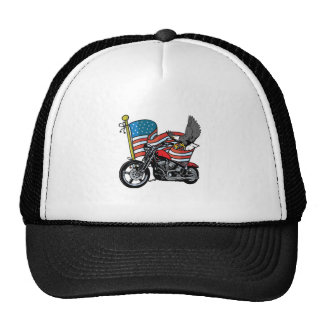 United States Eagle Trucker Hat