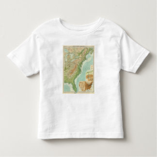 United States eastern section Toddler T-Shirt