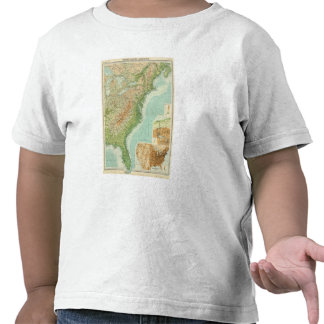 United States eastern section Tshirt