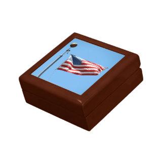 United States Flag Gift Box
