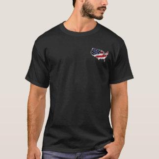United States Flag Series T-Shirt