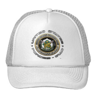 United States Forces – Iraq Trucker Hat