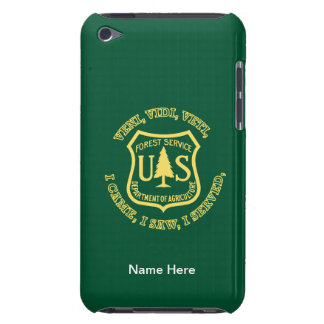 United States Forest Service iPod Touch Cases