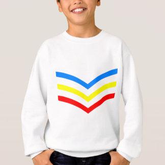 United States Gay Sergeant Stripes Sweatshirt