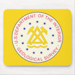 United States Geological Survey Mouse Mats