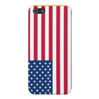 United States Gold Fringed Admiralty Maritime Flag iPhone 5 Covers