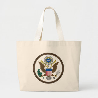 United States Great Seal Bags
