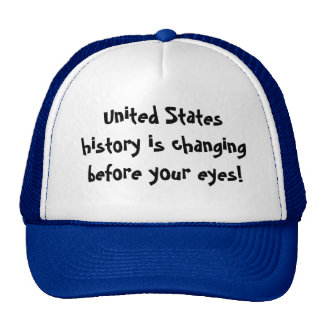 United States history is changing before your e... Cap