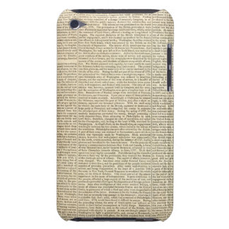 United States History Map 2 Barely There iPod Cover