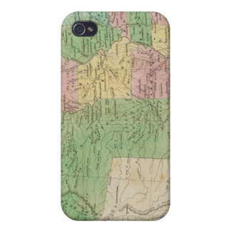 United States Map 2 iPhone 4/4S Cover