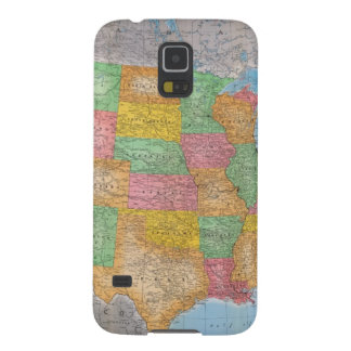 United States Map 3 Galaxy S5 Cover