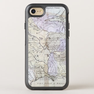 UNITED STATES MAP, c1812 OtterBox Symmetry iPhone 8/7 Case
