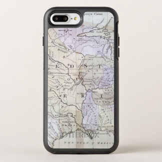 UNITED STATES MAP, c1812 OtterBox Symmetry iPhone 8 Plus/7 Plus Case