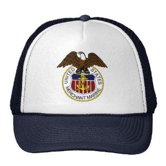 United States Merchant Marine Seal Sailors Cap