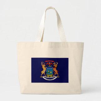 United States Michigan Flag Bags