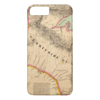 United States Mid west 41 iPhone 8 Plus/7 Plus Case