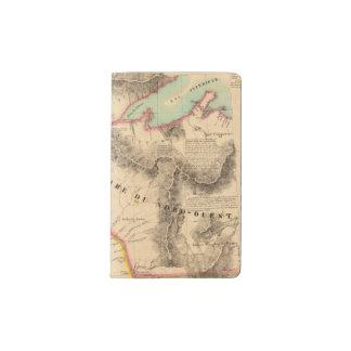 United States Mid west 41 Pocket Moleskine Notebook