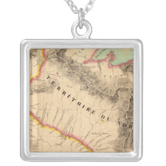 United States Mid west 41 Silver Plated Necklace