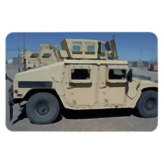 UNITED STATES MILITARY ARMOR FLEXIBLE MAGNETS