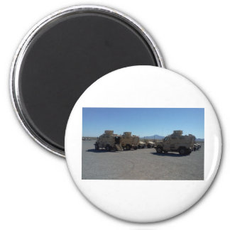 UNITED STATES MILITARY ARMOR MAGNET
