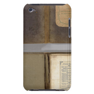 United States military map iPod Case-Mate Case