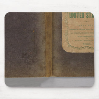 United States military map Mouse Mat