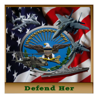 United States Military posters
