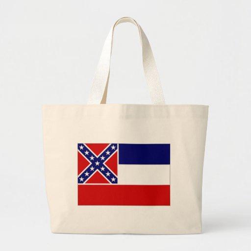 United States Mississippi Flag Bag