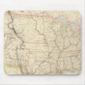 United States Mouse Mat