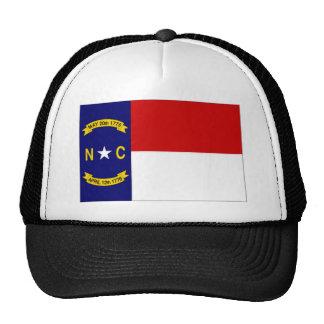 United States North Carolina Flag Cap