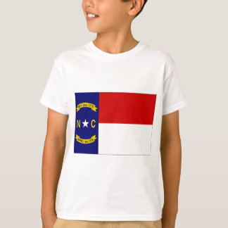 United States North Carolina Flag T-Shirt