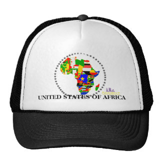 UNITED STATES OF AFRICA Hat