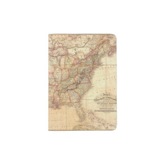 United States of America 12 Passport Holder
