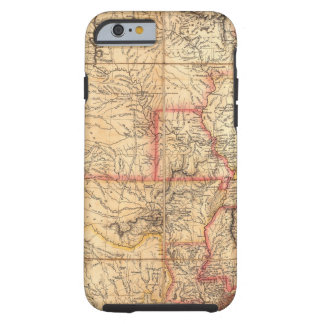 United States of America 12 Tough iPhone 6 Case