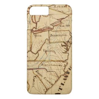 United States of America 2 iPhone 8 Plus/7 Plus Case