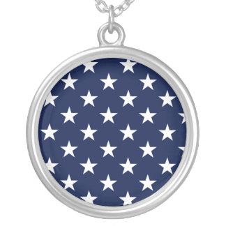 United States of America (3) Custom Necklace