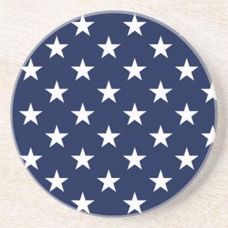 United States of America (3) Sandstone Coaster