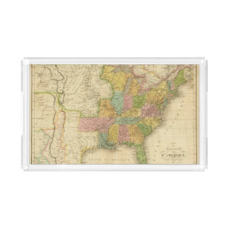 United States of America 4 2 Acrylic Tray