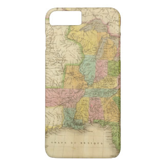 United States of America 4 2 iPhone 8 Plus/7 Plus Case