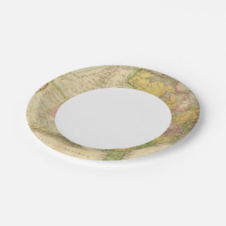United States of America 4 2 Paper Plate