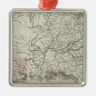United States of America 6 Christmas Ornament