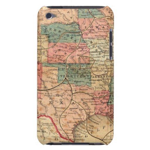 United States of America 8 iPod Case-Mate Case