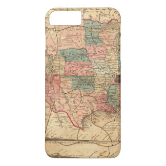 United States of America 8 iPhone 8 Plus/7 Plus Case